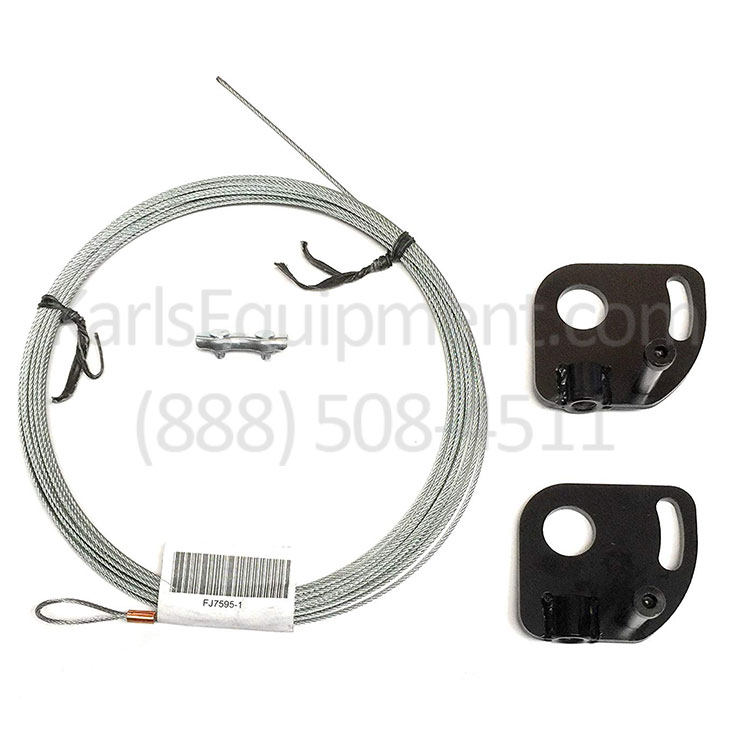FJ7595 Rotary Lift Lock Latch Cable Kit