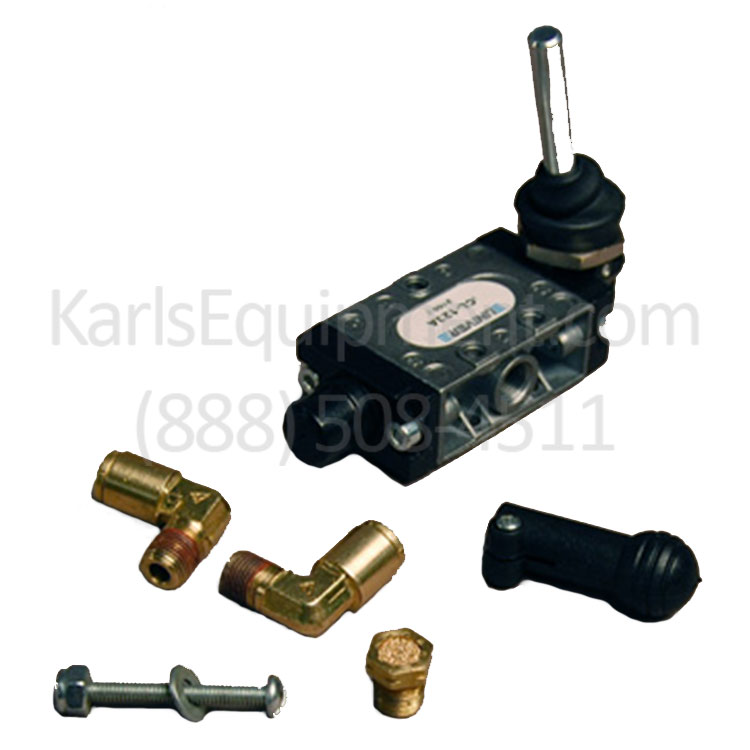 T100045 Rotary Lift Lock Latch Air Valve CL-123