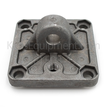 328573A Corghi Table Top Cylinder End Cap Flange Closed D.70