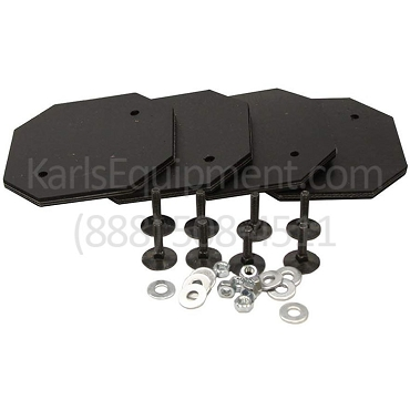 994105 Forward Lift Revolution Lift Direct Lift Rubber Pad Kit